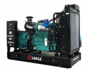 เครื่องกำเนิดไฟฟ้า-LG500C