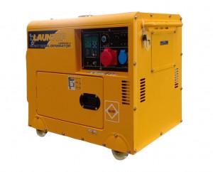 เครื่องกำเนิดไฟฟ้า-LDG6500S3