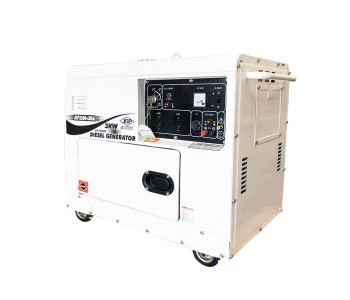 เครื่องกำเนิดไฟฟ้า-JDP3500LDE