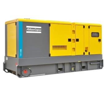 เครื่องกำเนิดไฟฟ้า-QES400