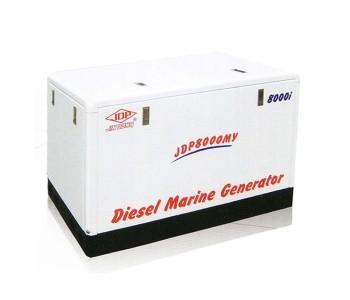เครื่องกำเนิดไฟฟ้าสำหรับเรือ-JDP8000MY